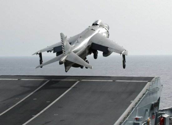 The Problem with Ski-Jump Aircraft Carriers