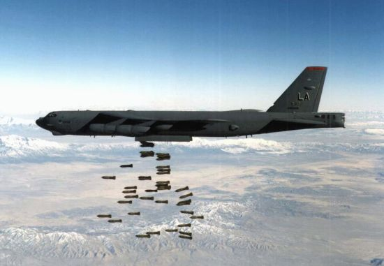Greatest of all Boeing fortresses, the B-52 Stratofortress