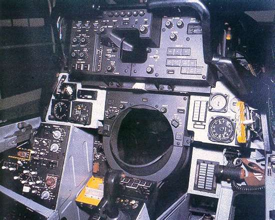F-14 panel  49k  F 14 Tomcat Cockpit