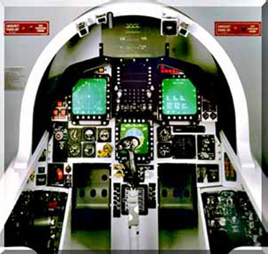 F 15 Cockpit Aerospaceweb.or...