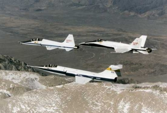 f 104 nasa dryden test fleet - photo #11
