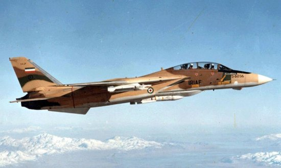 F-14 of the Islamic Republic of Iran Air Force