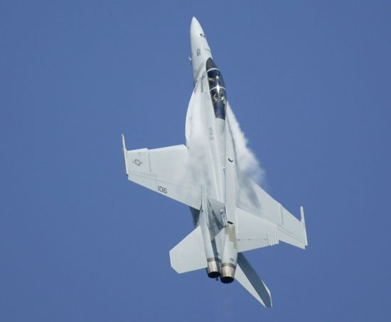 4.5 generation fighter:  F-18 Super Hornet