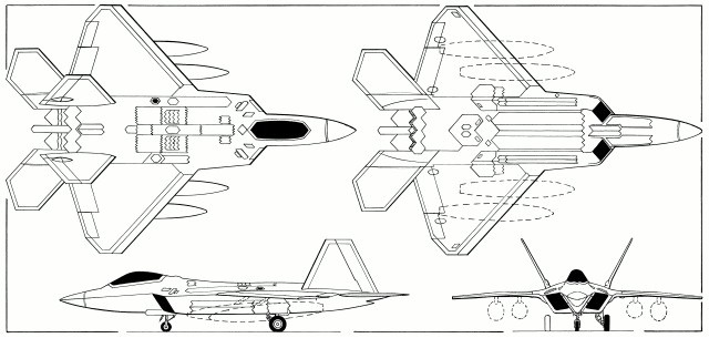 F 22 Raptor Diagram - Wiring Liry Diagram Experts