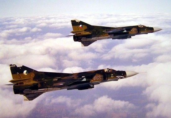 wallpaper mig 23 fighter - photo #14