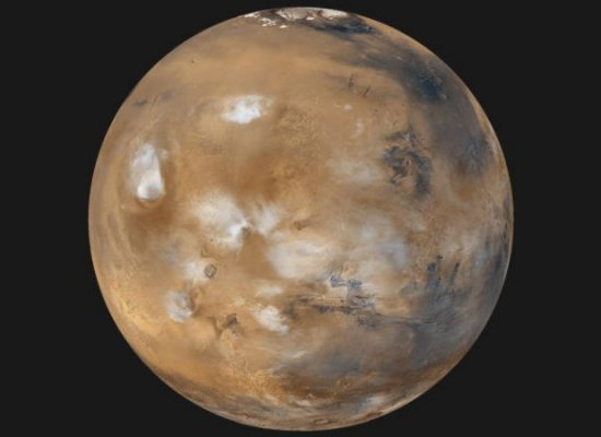mars planet appearance - photo #8