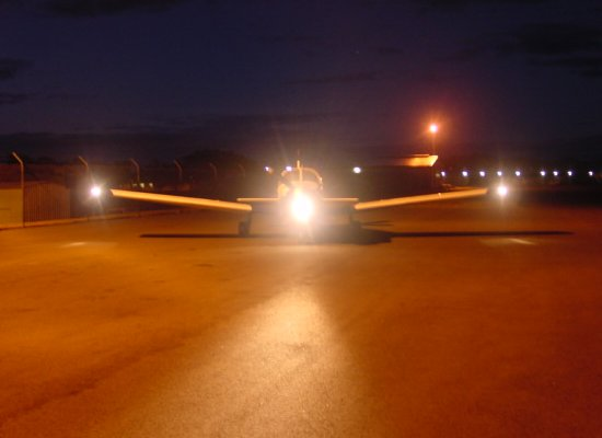 exterior aircraft lighting systems