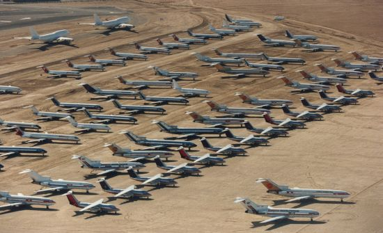 Aerospaceweb.org | Ask Us - Aircraft Boneyards
