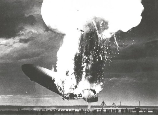 Aerospaceweb.org | Ask Us - Cause of the Hindenburg Disaster