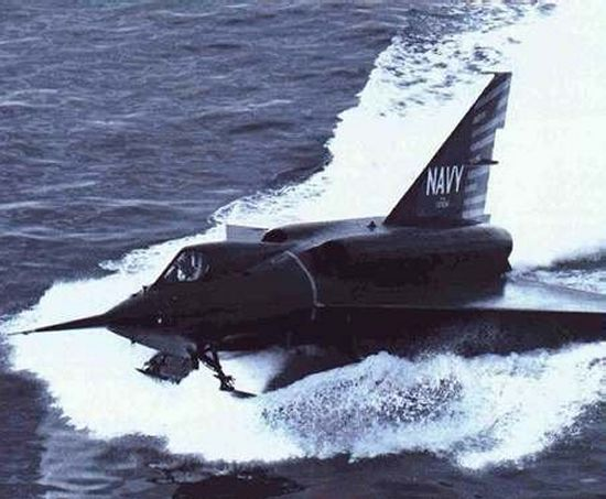 The Sea Dart: The World's Fastest Flying Boat