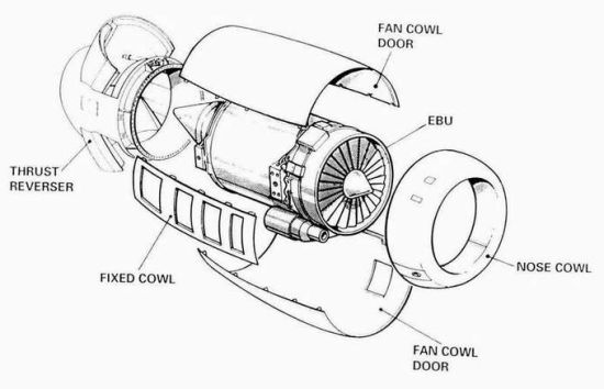 small turbofan jet engine  small  free engine image for