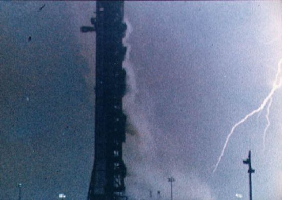 Ask Us Apollo 12 Lightning Strike