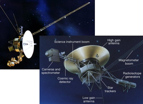 voyager space mission - photo #9